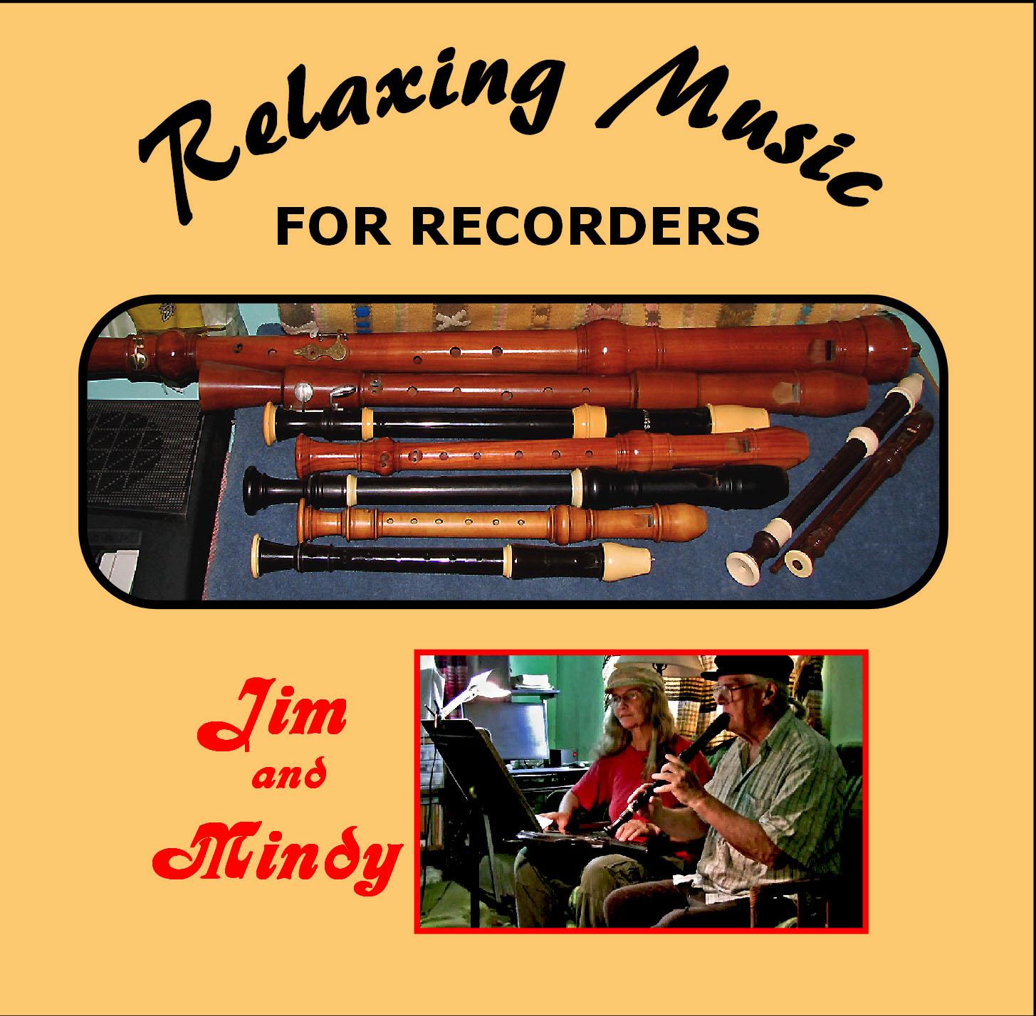 music recorders:
