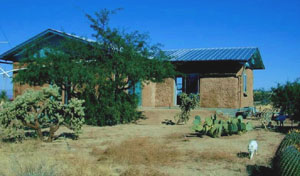 Costs for building a new straw bale house and greenhouse for Straw bale house cost per square foot