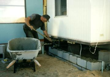 Insulating And Stuccoing A Mobile Home